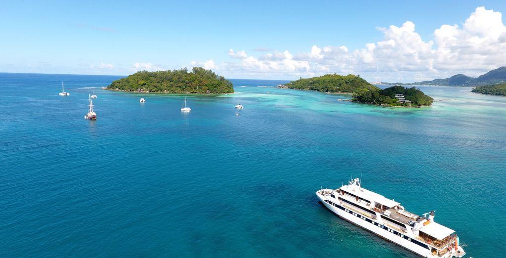 Crociera tra le isole Seychelles