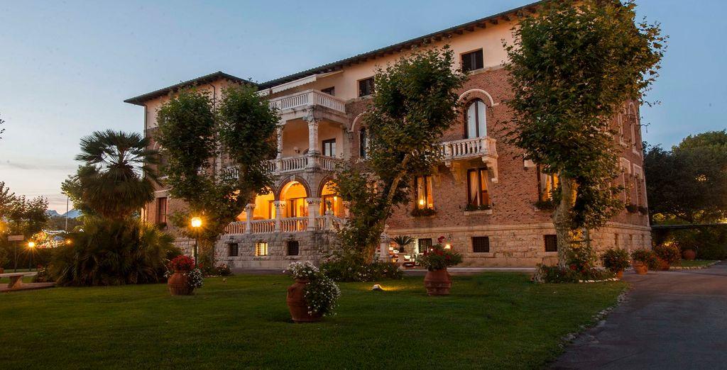 Park Hotel Villa Ariston 4*S a Viareggio