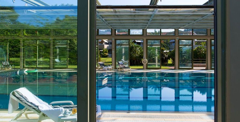 Terme della Versilia Hotel Villa Undulna 4* a Viareggio