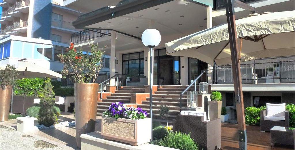Hotel Apollo Milano Marittima 4*