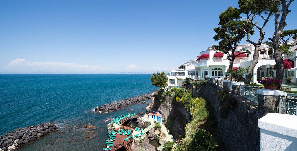 Hotel La Madonnina 4*in Ischia