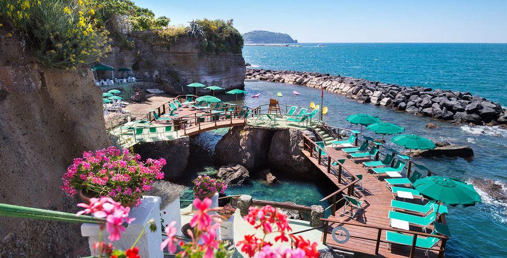Hotel La Madonnina 4* in Ischia