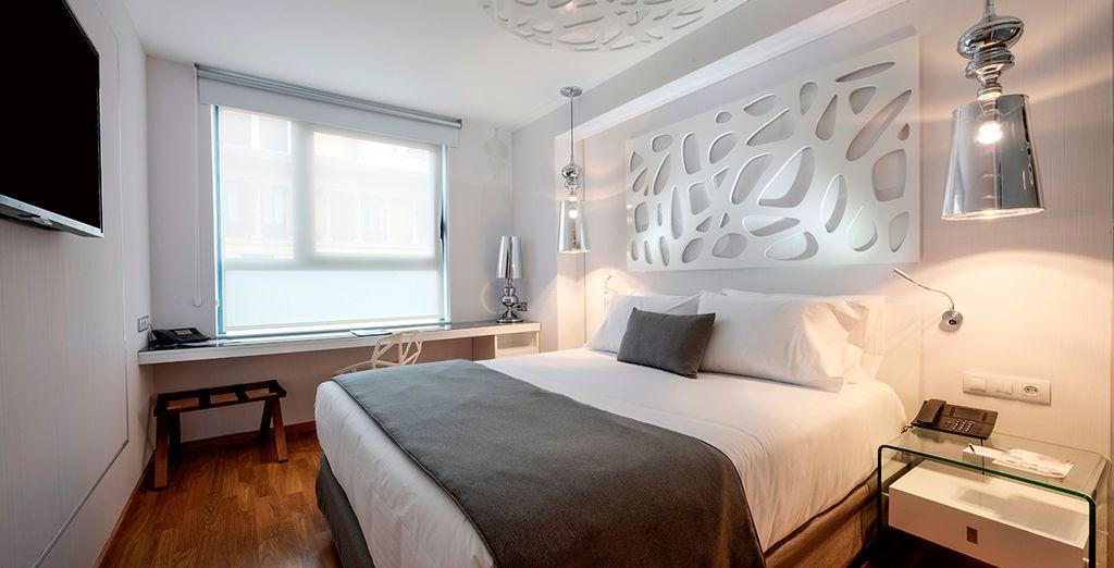 Hotel Evenia Rosselló 4* - Pacchetti vacanze Barcellona