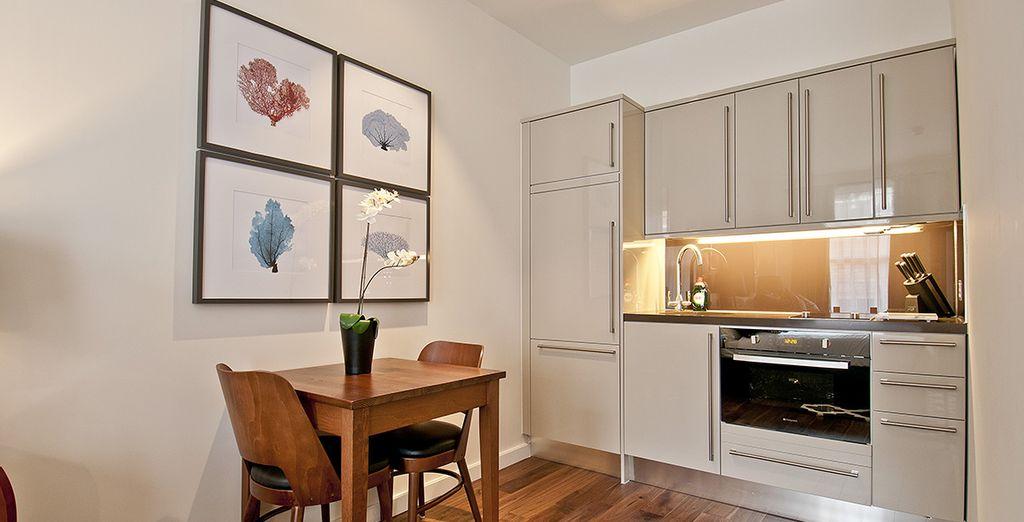 dotati di tutti i comfort per un piacevole soggiorno
