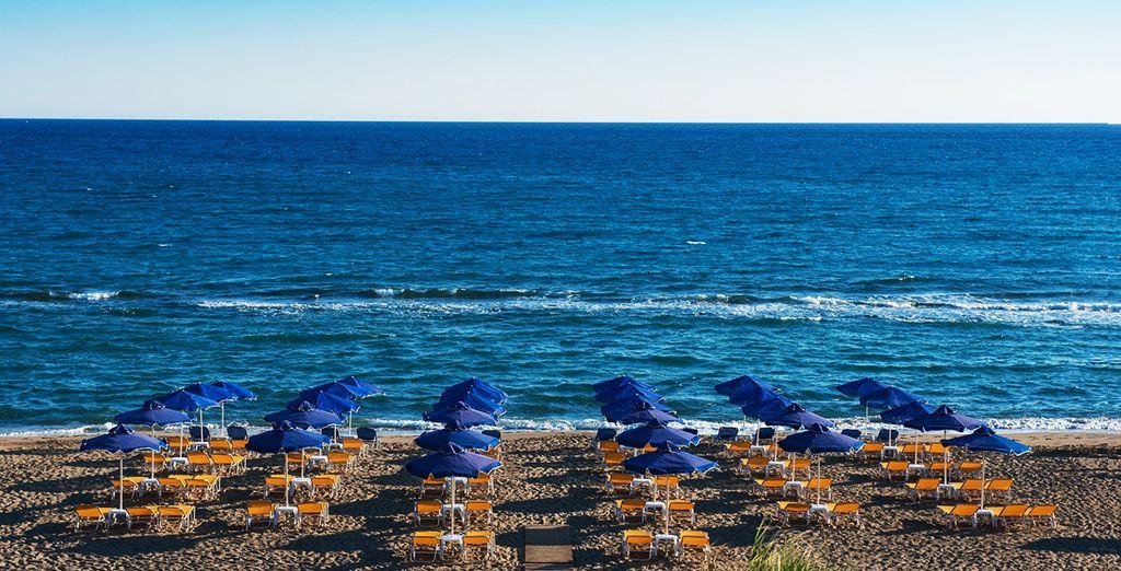 Rigeneratevi al sole di Creta