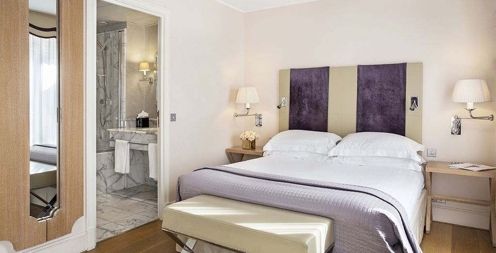 Castille Paris, Collezione Starhotels 5*