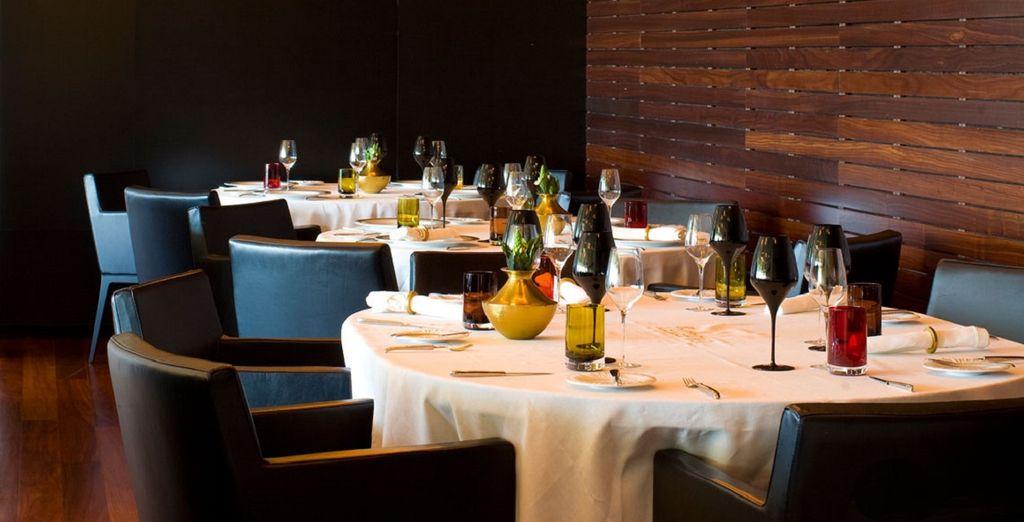 qui vi aspetta una Cena Degustazione inclusa