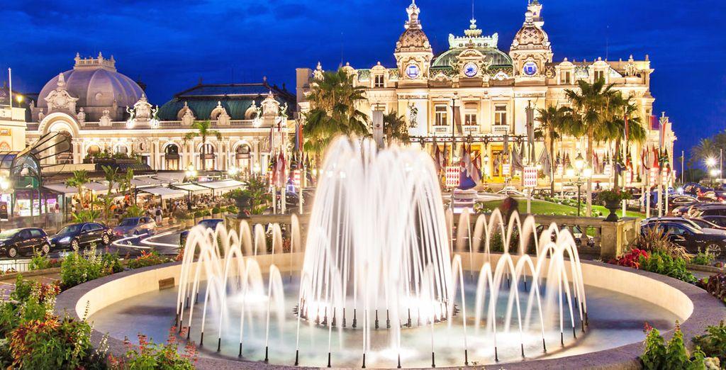 Benvenuti Monte Carlo!