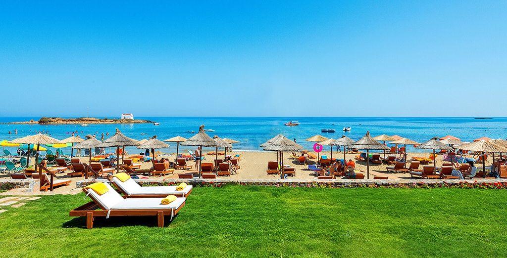 Partite per un soggiorno a 4*S nella bellissima isola di Creta