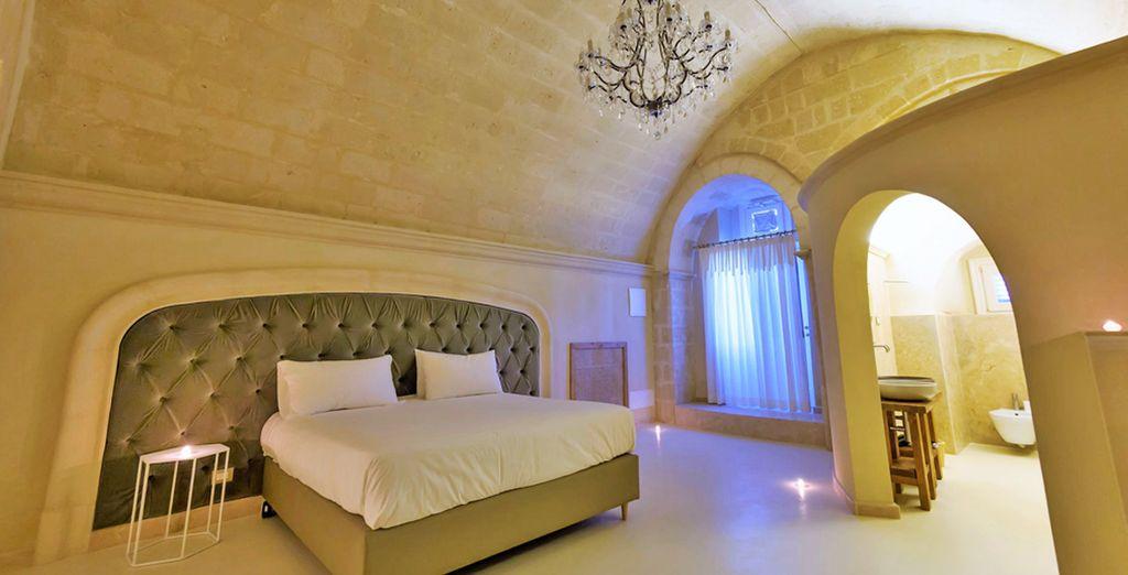 Palazzo del Duca - Luxury Hotel Matera 4*