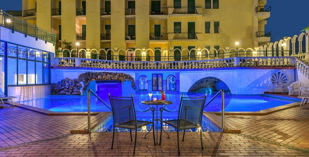 Hotel Terme Olympia 4* a Padova