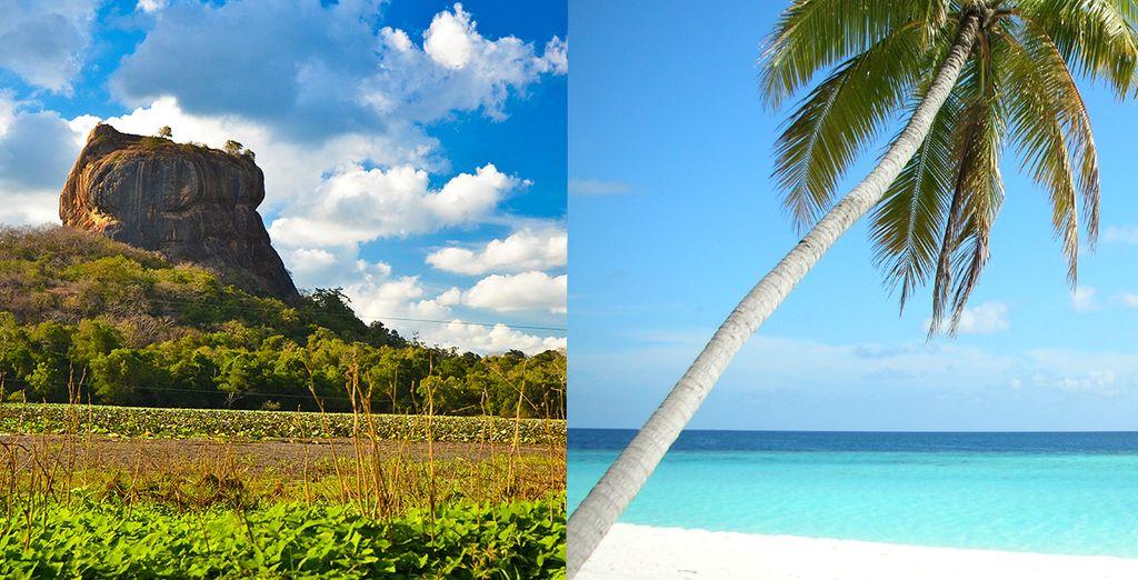 Soggiorno Mare Sri Lanka : Tour sri lanka e soggiorno mare alle maldive adaaran