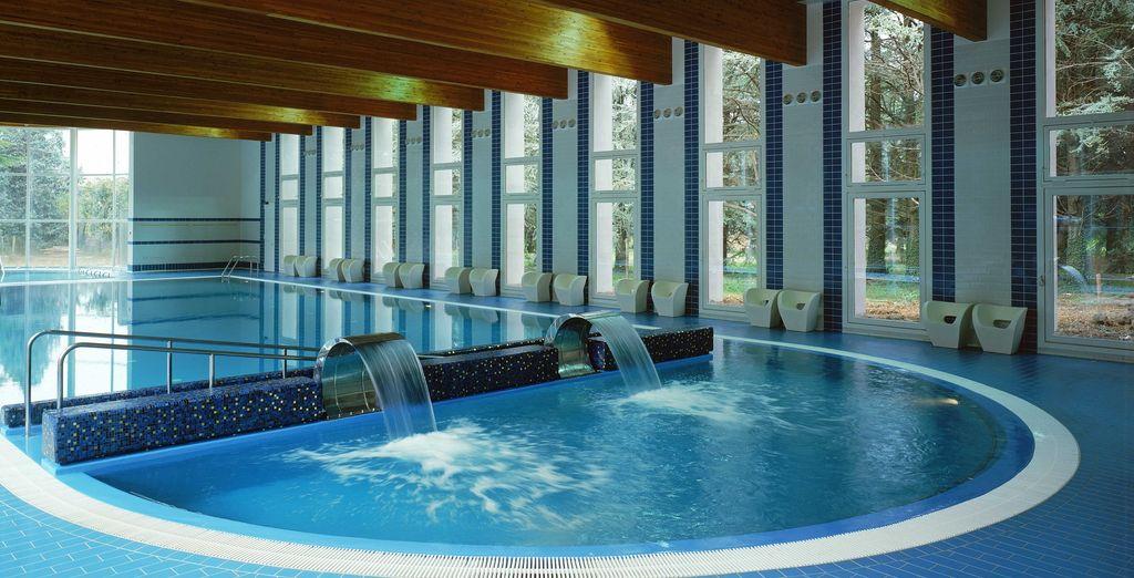Per il vostro relax avrete a disposizione ben 3 piscine