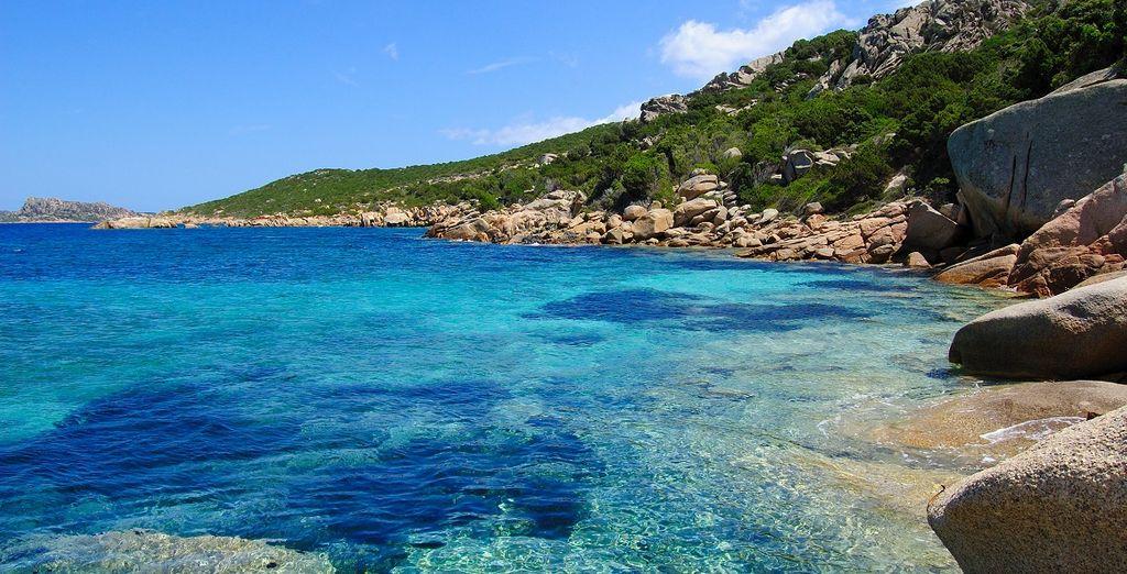Partite oggi per una splendida vacanza in Sardegna