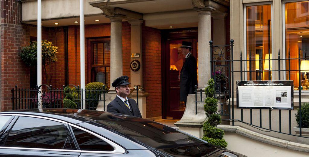 il The Capital Hotel 5*