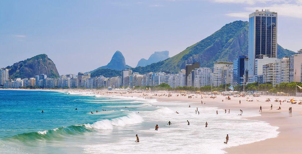 Potrete decidere di estendere il vostro tour fino a Rio De Janeiro