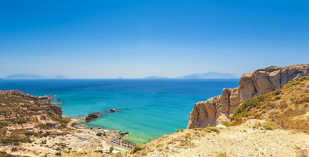 Benvenuti sulla splendida isola di Kos