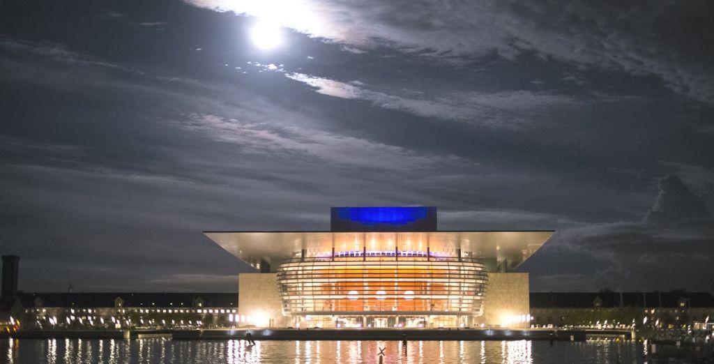 tra i più moderni teatri d'opera del mondo