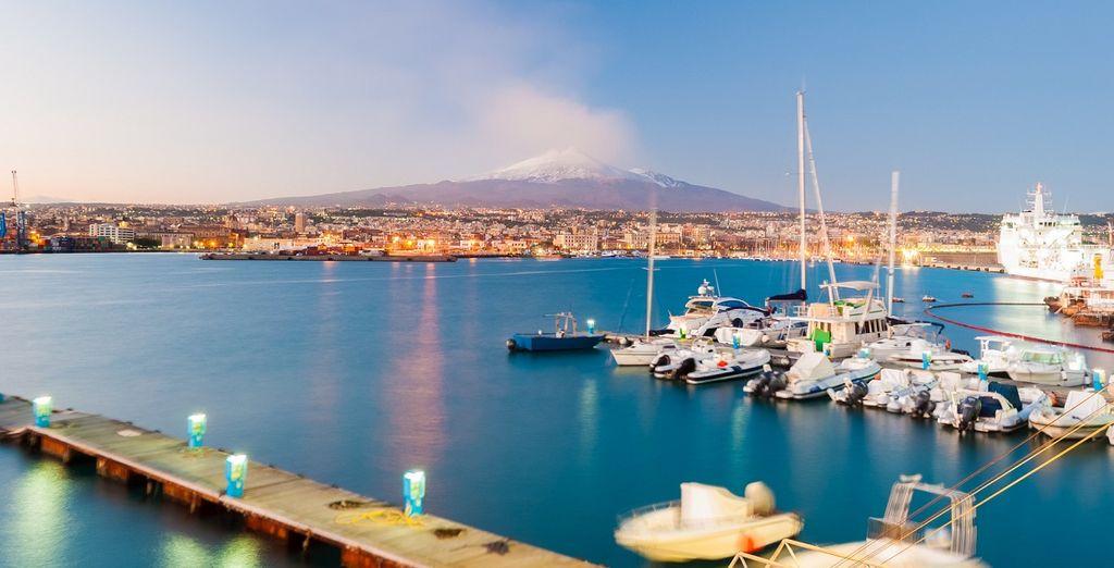 per una meravigliosa vacanza nella più grande isola italiana