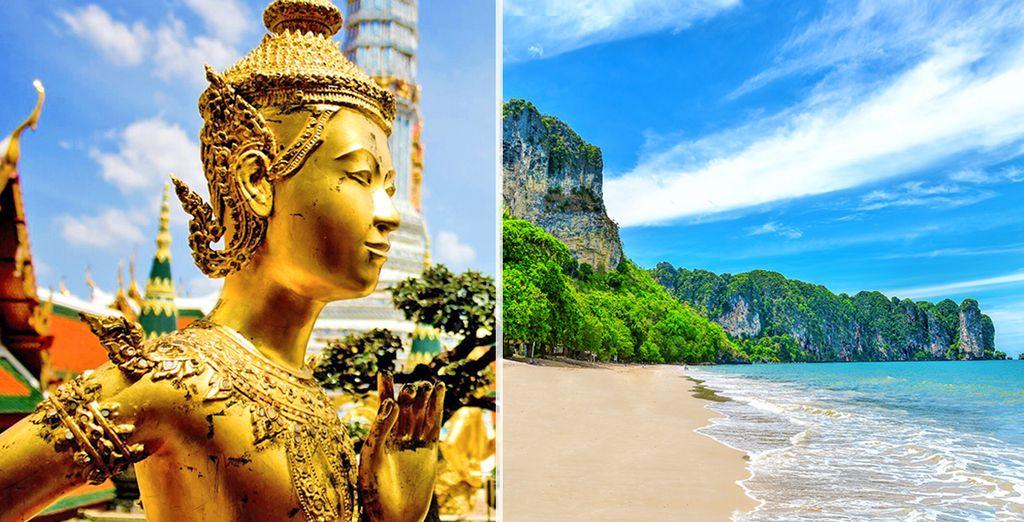 Partite per un meraviglioso combinato in Thailandia tra Bangkok, Koh Klang e Krabi
