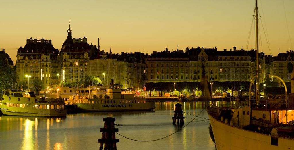 Lasciatevi conquistare dal fascino della capitale svedese