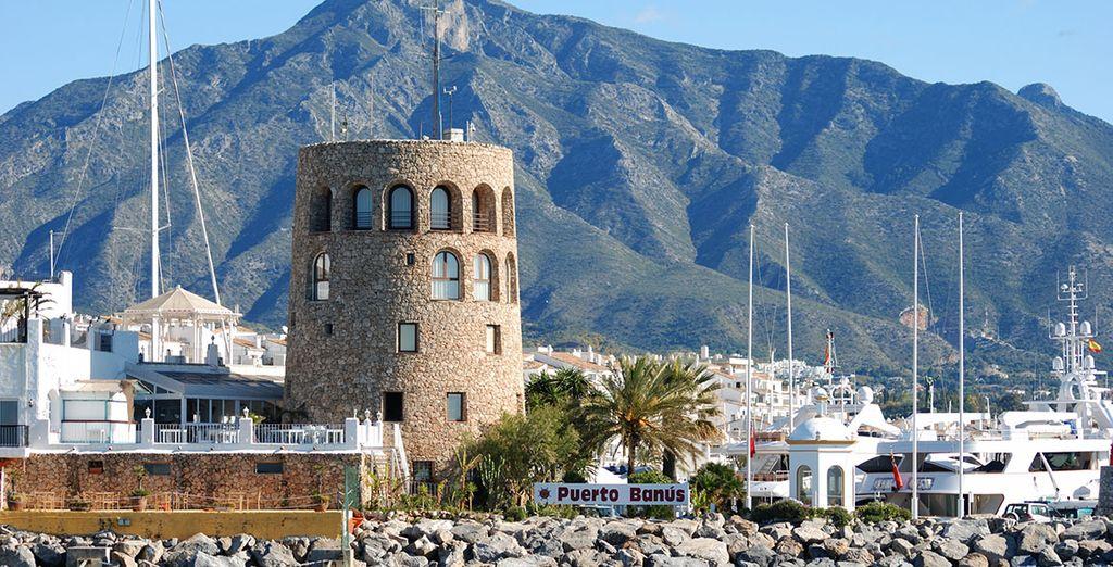 Scoprite Marbella, una città stupenda sulle rive del Mediterraneo