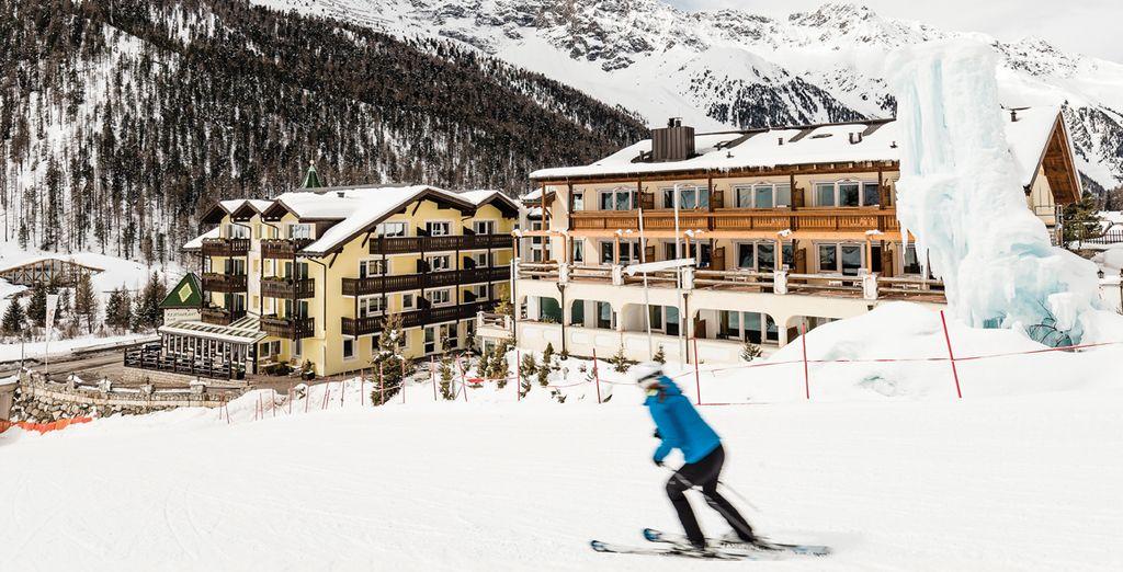 offerte di sci a solda