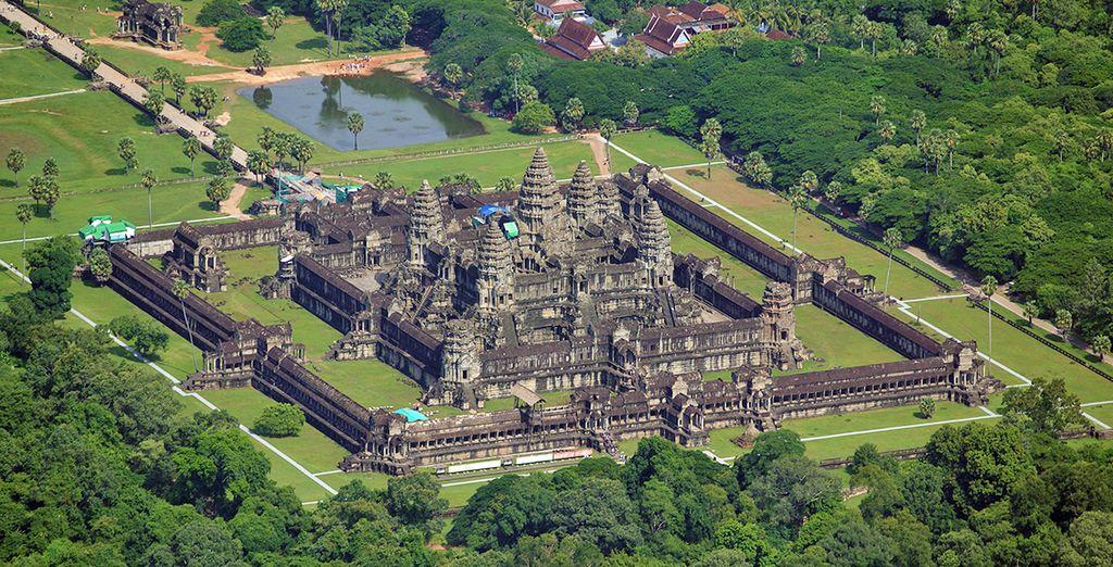 Scoprite il fascino della Cambogia