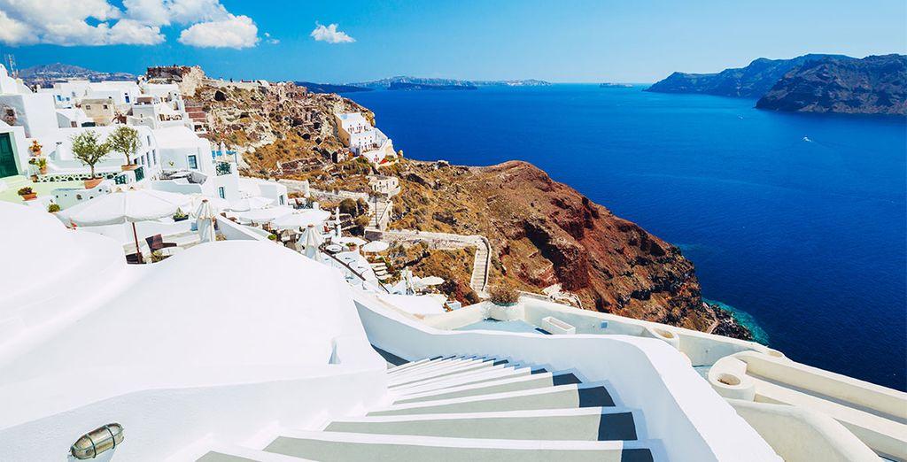 Pacchetti vacanze Santorinil