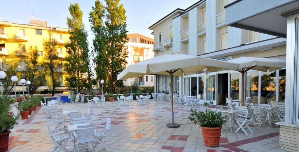 Britannia Hotel 4*