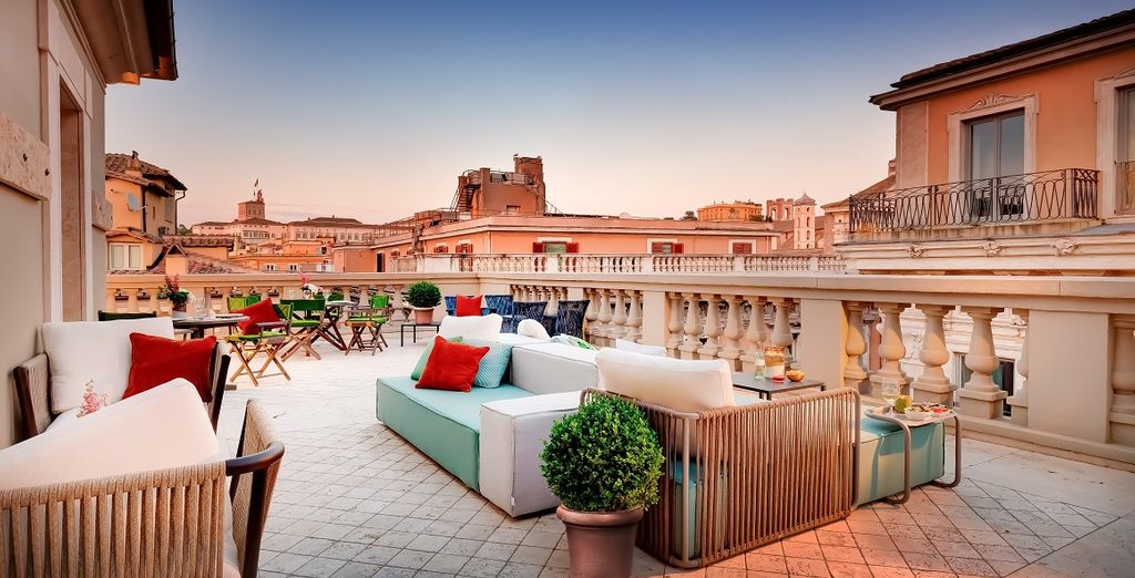 Singer Palace Hotel 5* - Palermo/Roma