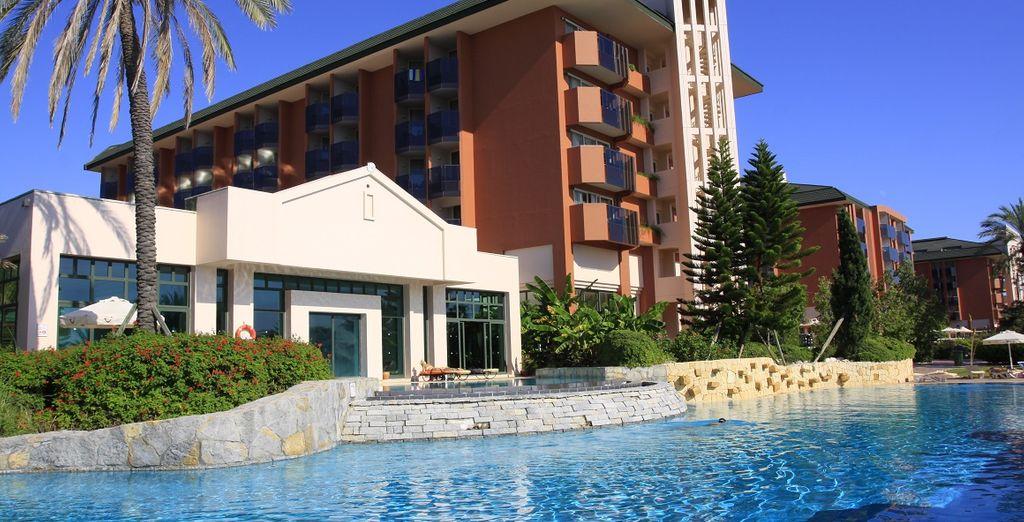 Il TUI Pegasos Resort 4* è pronto ad accogliervi