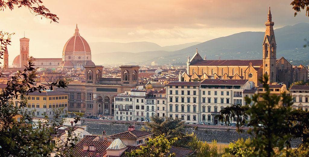 Tour della Toscana in hotel 4*