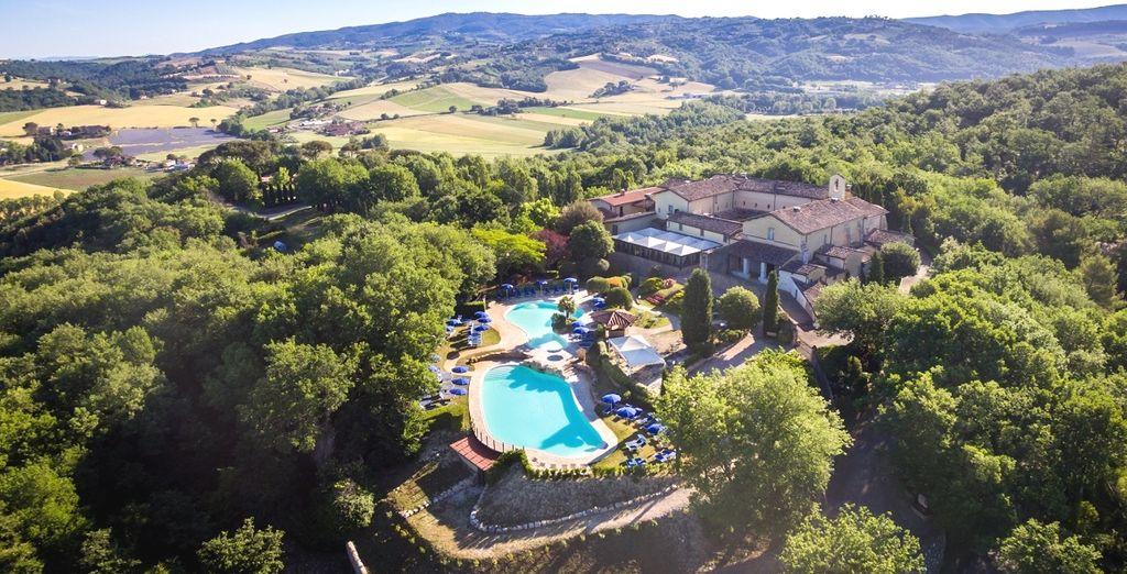 Partite per un soggiorno indimenticabile in Umbria