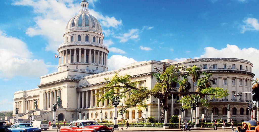 Tour Cuba con guida locale parlante italiano