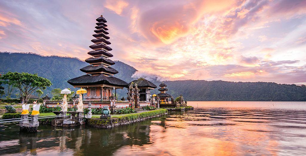 Combinato le perle di Bali: Candidasa, Pelaga, Lovina e soggiorno ...