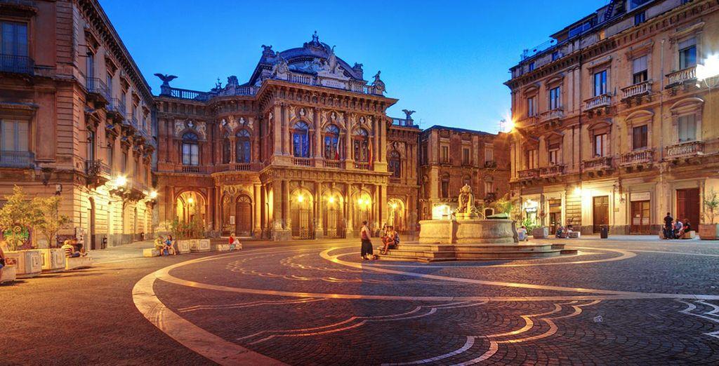 Volo Milano - Catania