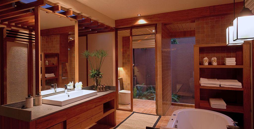 e bagno dotato dei principali comfort