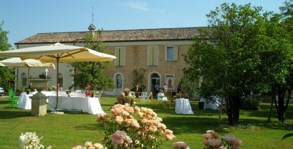 Relais Villa Roncuzzi 4*