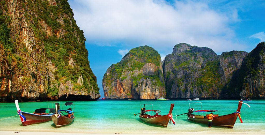 Benvenuti a Phuket, vero e proprio paradiso terrestre