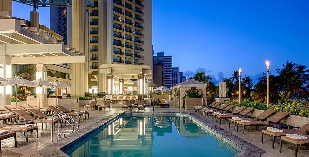 Hotel Hyatt regency Waikiki Beach Resort and SPA 4*  - pacchetti vacanze