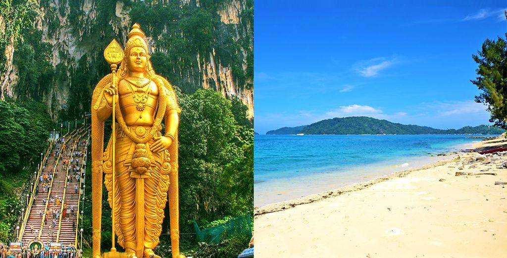 Partite per un tour esclusivo nello Stato della Malesia