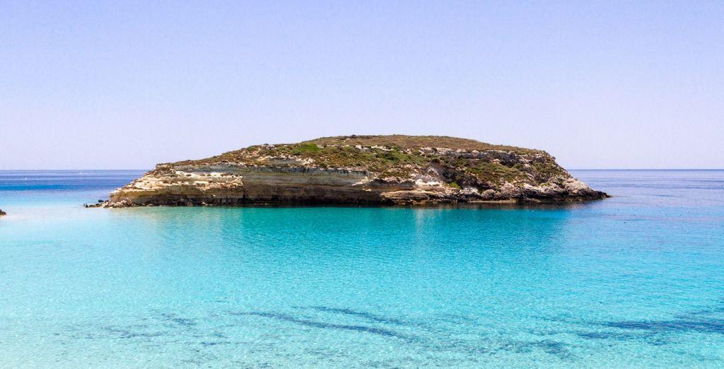 Non attendete oltre, partite e godetevi il mare spettacolare della Sicilia!