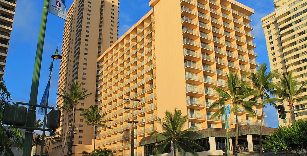 Pacific Beach Hotel 4* - pacchetti vacanze hawaii