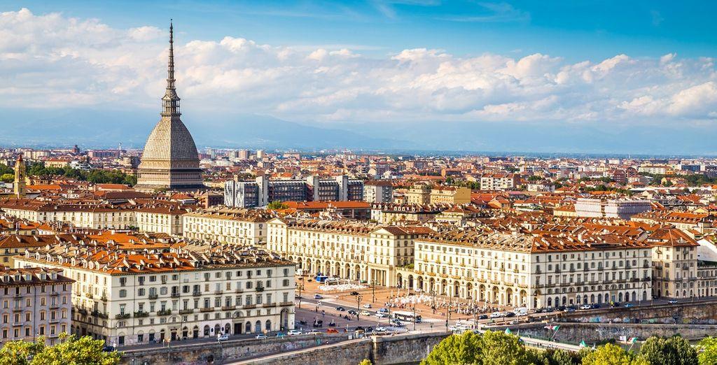 Vivete un magico soggiorno a Torino