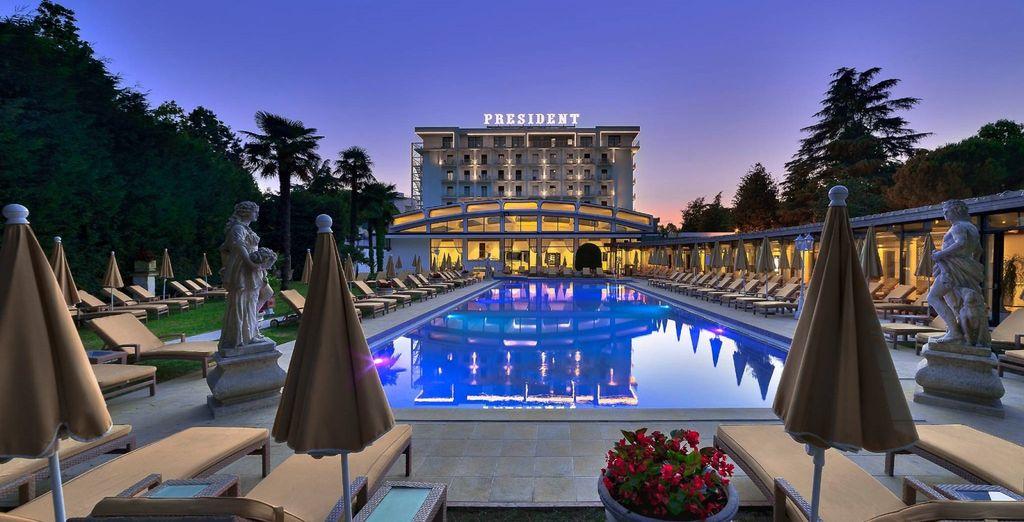 Hotel President Terme 5* a Padova