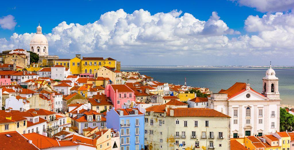 Benvenuti a Lisbona, capitale affascinante e ricca di storia