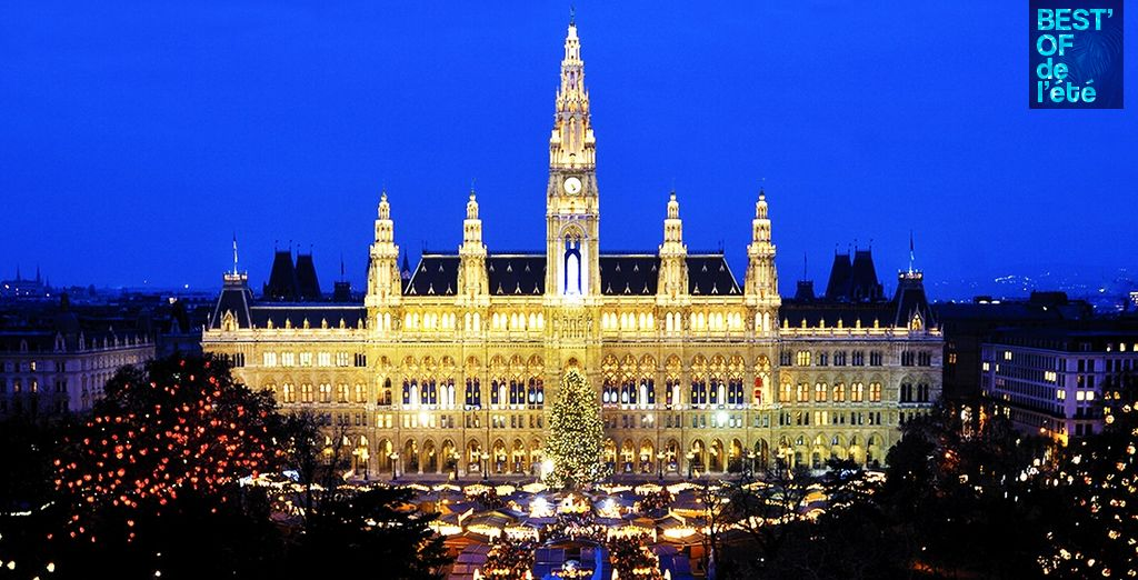 Immergetevi nell'atmosfera natalizia di Vienna