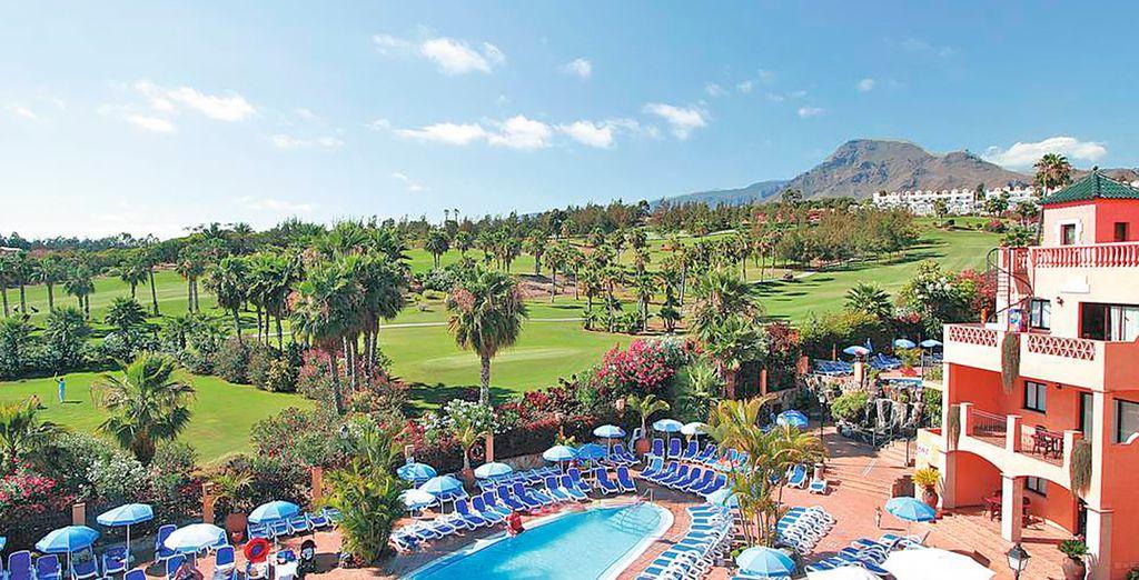Partite per una splendida vacanza a Tenerife!