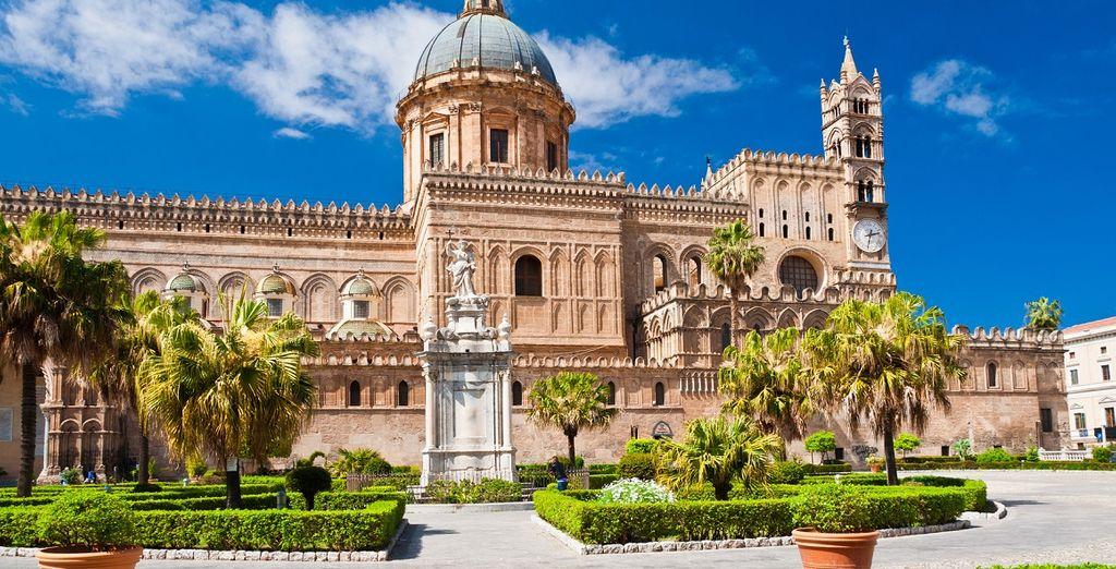Autotour della Sicilia